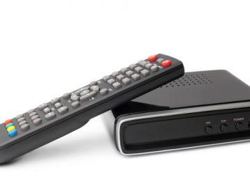 Установка цифрового ТВ